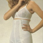 A typical 1960&#039;s girdle.